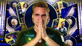 💥 FIFA 19 TOTY PACKOPENING 💥 | 125K Lightning Rounds! | SaLz0r