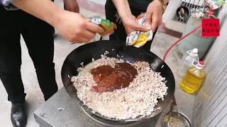 農村婚禮前夜的撈麵條,70多歲的老人親自下手,兩碗不夠吃! 【卢保贵视觉影像】