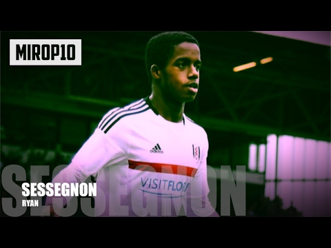 RYAN SESSEGNON ✭ FULHAM ✭ THE NEXT ASHLEY COLE ✭ Skills & Goals ✭ 2017