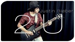 2U David Getta Ft Justin Bieber Instrumental Cover