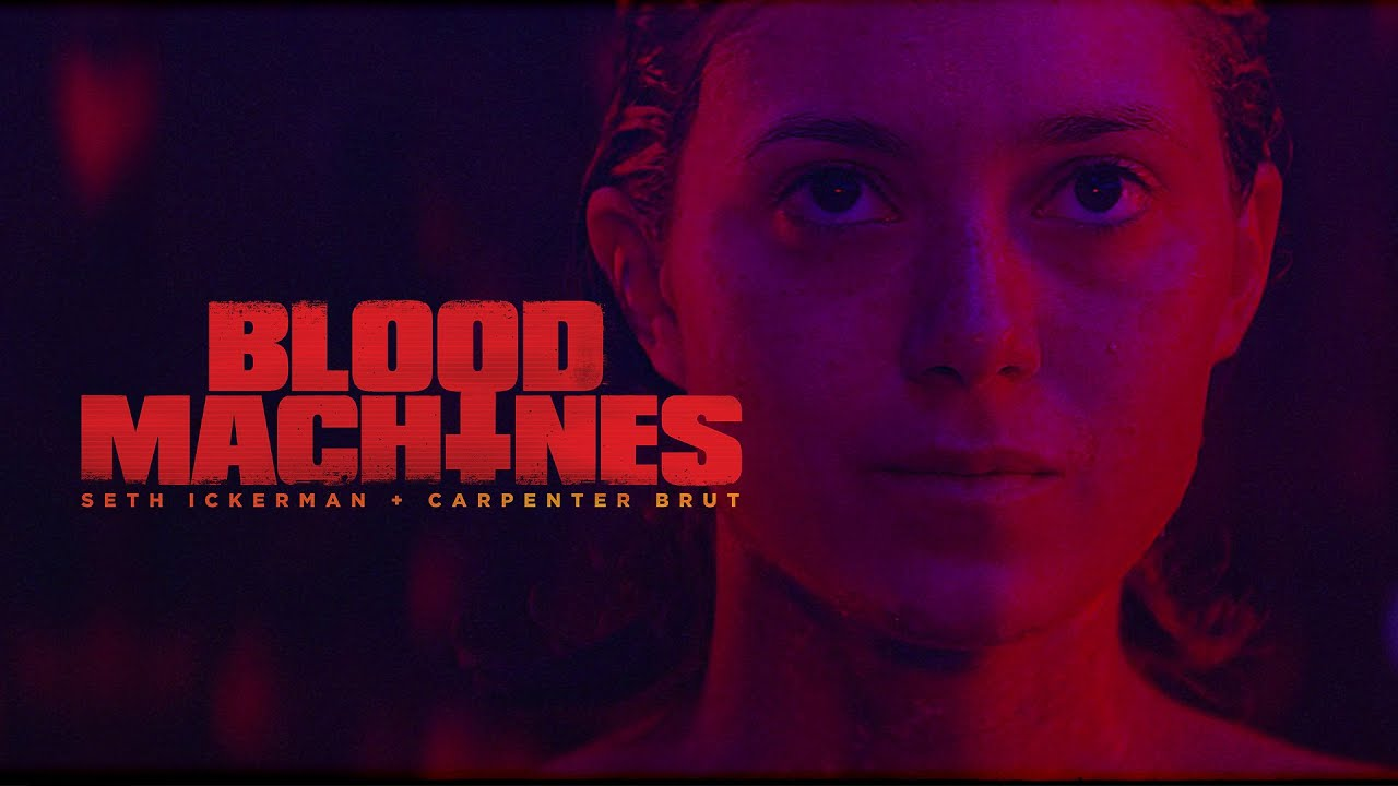 BLOOD MACHINES - Official Trailer - YouTube