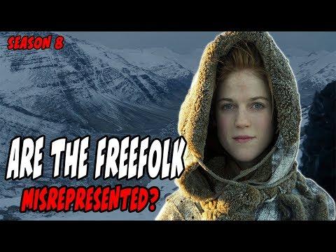 The Misrepresentation Of The Freefolk Game Of Thrones Season 8