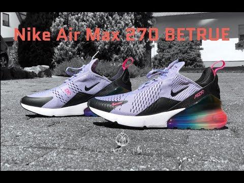 nike-air-max-270-betrue-'purple/-black-pink-blast'-|-unboxing-&-on-feet-|-fashion-shoes-|-4k