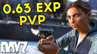 0.63 Experimental PvP Action - DayZ Standalone