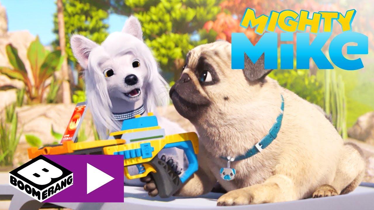 Mighty Mike | Musicalen MIke | Boomerang Danmark