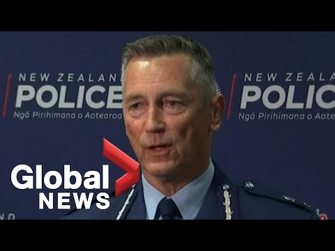 New Zealand shooting: Police reveal new details on arrests, investigation