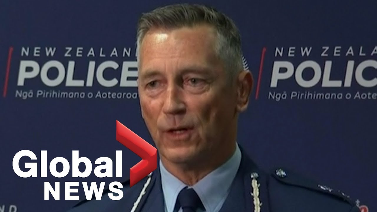 New Zealand Shooting Video Detail: New Zealand Shooting: Police Reveal New Details On Arrests