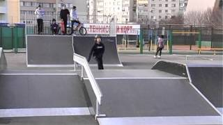 Объектив 3 12 13  скейтпарк