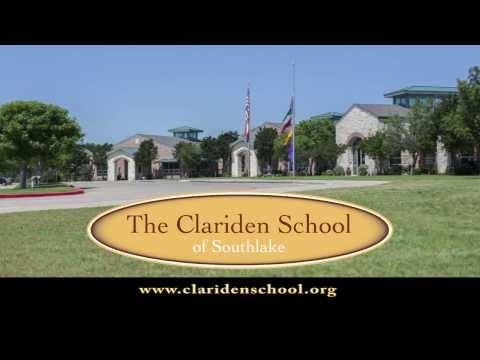 The Clariden School   Harkin's Ad