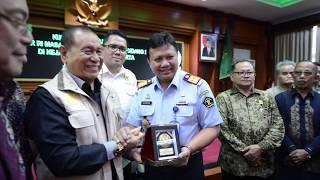 Kanwil Kemenkumham DKI Jakarta Rapat Kerja Dengan Komisi III DPR RI.