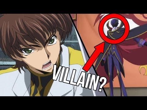 Who is the Villain of Code Geass R3? - Code Geass Theory
