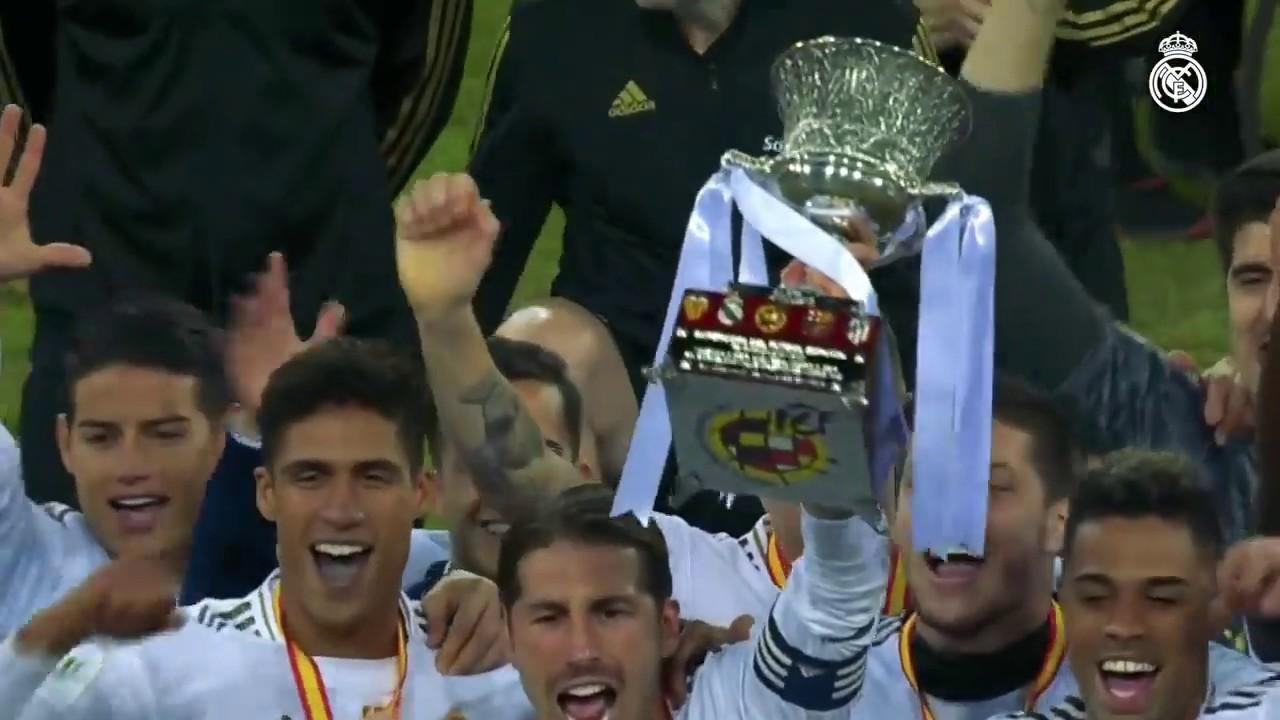 Real Madrid Vs Atletico Madrid 0 0 4 1 Penalties All