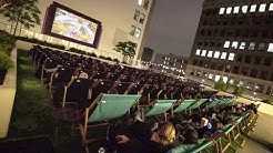 Rooftop Cinema Club offers new movie viewing experience in Houston