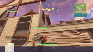 The 2 wepon challenge fornite battle roaly