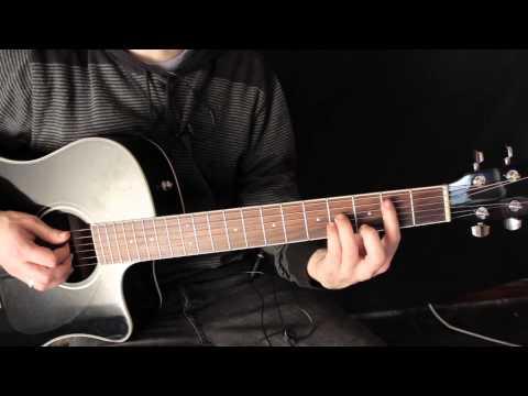 Como Tocar Other Side Of The World - KT Tunstall - Tutorial Para Guitarra Acustica - Principiantes