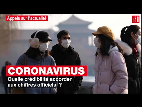 Coronavirus: quelle crédibilité accorder aux chiffres officiels ?