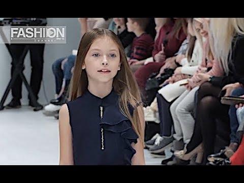 c03ff416a NAVY KIDS' Belarus Fashion Week Spring Summer 2018 - Fashion Channel ...