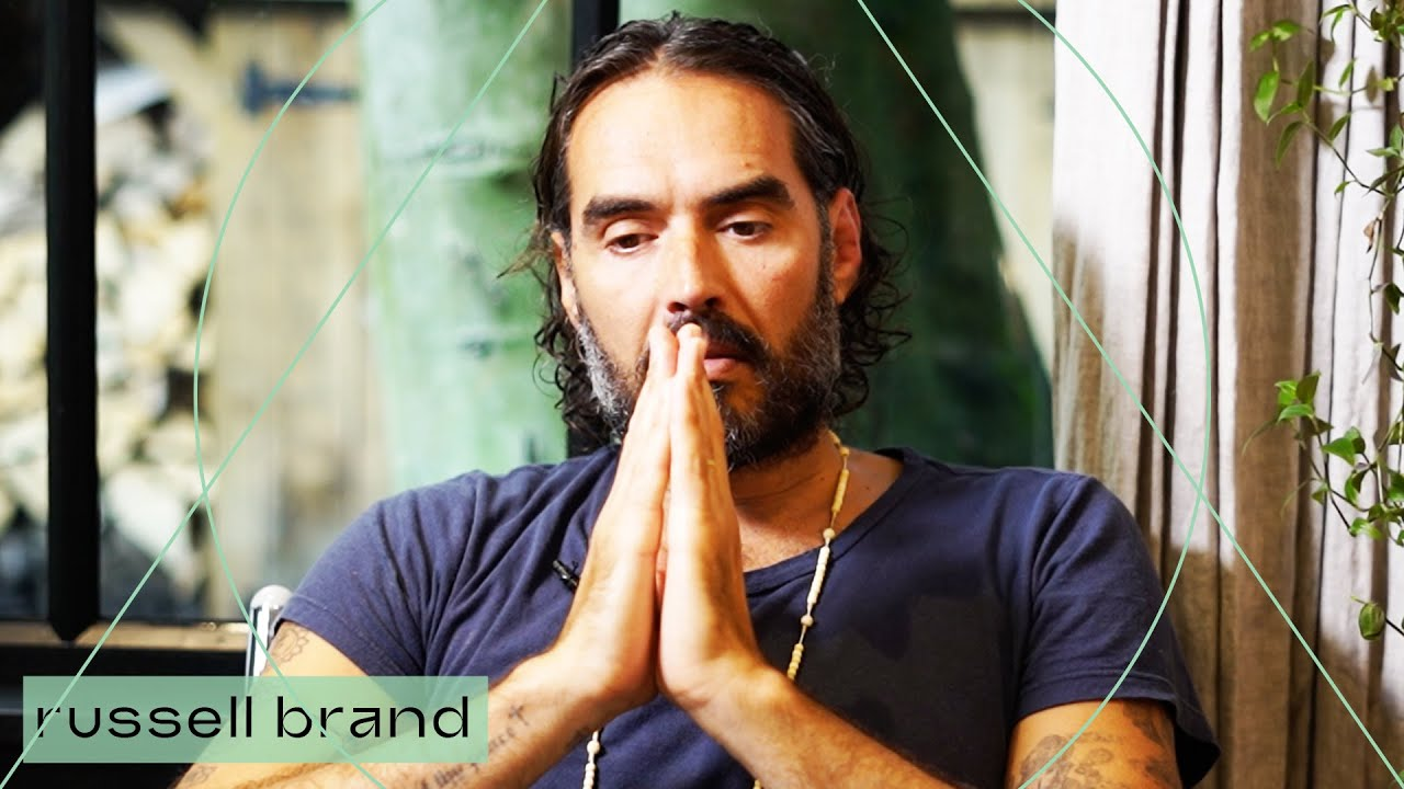 If You Feel Like Giving Up - Watch This... | Russell Brand