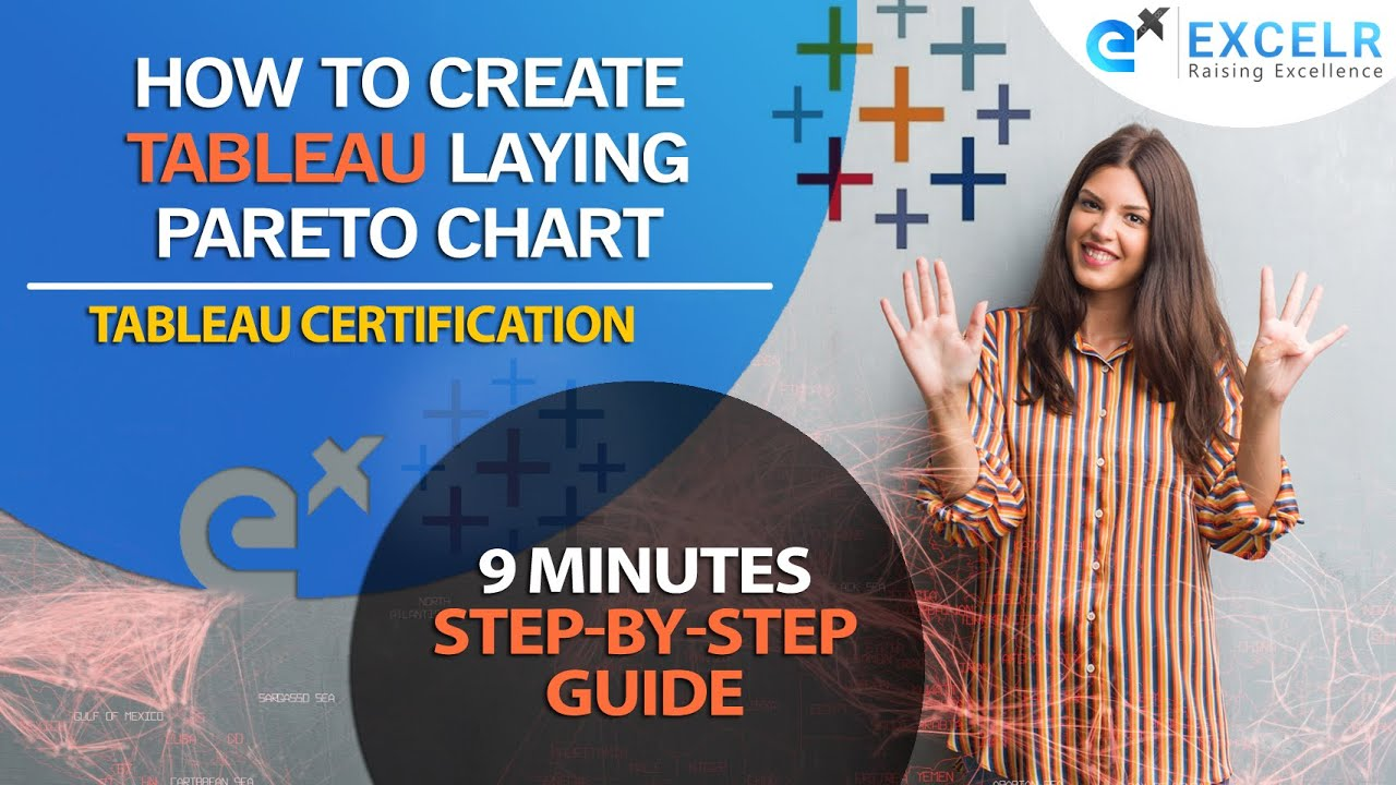 Tableau overlaying pareto chart create charts in online tutorials also rh youtube