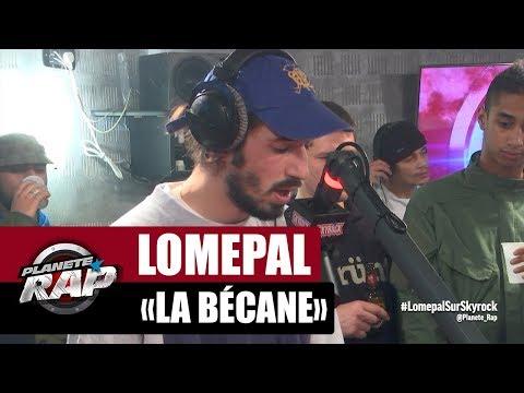 Lomepal 'La bécane' version acoustique #PlanèteRap