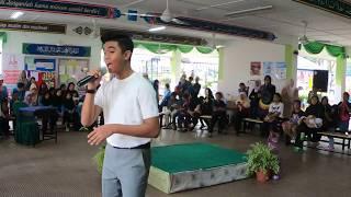 Download MU'IZZ JUARA I Can See Your Voice 2 !! HARI KANAK2 PANDAN INDAH