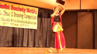 Bollywood Bharatrhanatyam on Tum hi din chade- Kalaakriti Artistic Expressions