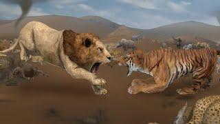 Животные поют деспасито