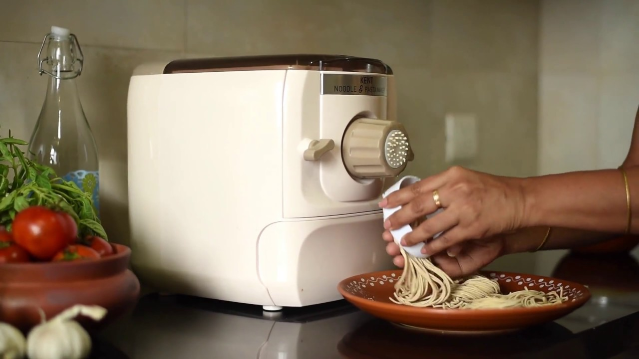 Healthy Pasta using KENT Noodle and Pasta Maker | by Masterchefmom ...