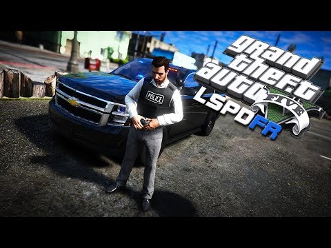 GTA 5 LSPDFR - Undercover Agent - Wanted Suspects