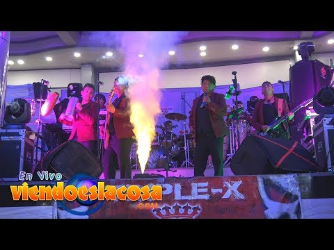 VIDEO: GRUPO TRIPLE X - Mi Niña Mujer ¡En VIVO! - WWW.VIENDOESLACOSA.COM - Cumbia 2018