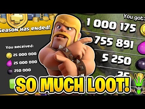 SEASON BANK LOOT IS INSANE! SO MANY UPGRADES! - Let's Play TH9 - Clash Of Clans