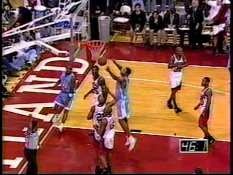 02/07/1995: #1 North Carolina Tar Heels at  #10 Maryland Terrapins