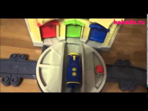 Chuggington. Игровой набор Старый город (LC54223) - YouTube