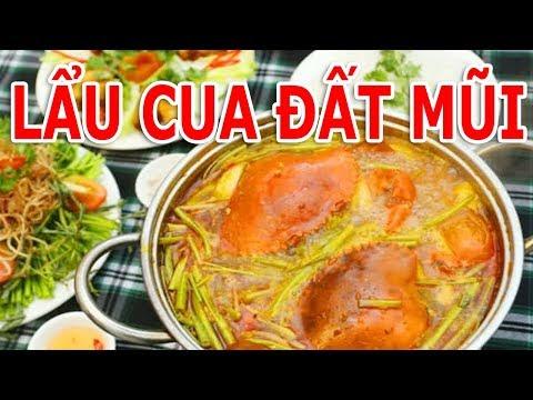 LẨU CUA ĐẤT MŨI CÀ MAU - Crab hotpot | Saigon life