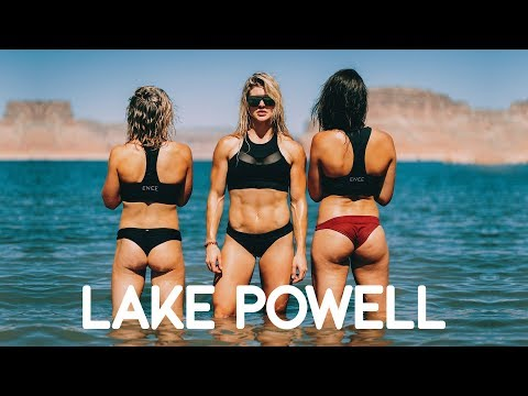 Brooke Ence - FULL SEND LAKE POWELL PT. 1