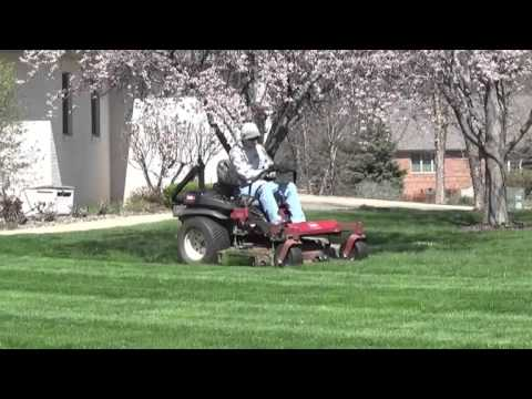Thumbnail for Lawn Mowing And Yard Maintenace Video From Cutting Edge Yard Service In Springfield Illinois