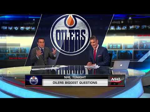 NHL Tonight:  Oilers Chat:  How the Oilers can bounce back from a subpar season  Aug 1,  2018