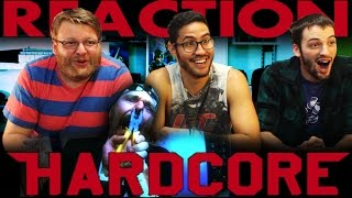 HARDCORE  POV Movie Trailer REACTION!! Official TIFF Trailer