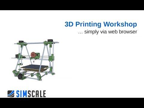3D Printing Workshop - Session 3: Cooling & Thermal Management