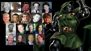 Comparing The Voices - Doctor Doom Video