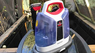 Bissell SpotClean, Unboxing and Quick Demo