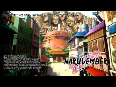 【Naruvember】Distance (Naruto Shippuuden) Full English Fandub【Rage】