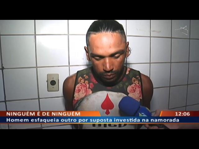 DF ALERTA - Homem esfaqueia outro por ciúmes da companheira em bar
