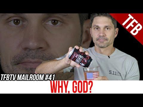It Never Stops: TFBTV Mailroom #41 [NSFW Language]