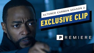 "Altered Carbon: Season 2 - Exclusive Official ""Takeshi & Poe"" Clip 