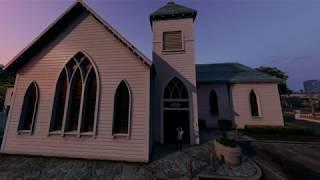 GTAV NEON CHURCH MCGRAW MUSIC VIDEO. Video