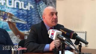 2016–ին լրագրողները գործել են ծայրահեղ անբարենպաստ պայմաններում  Աշոտ Մելիքյան