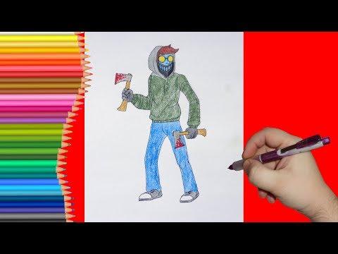 Как нарисовать тоби