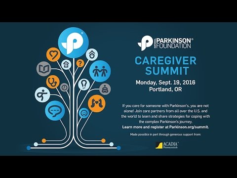 NPF Caregiver Summit 2016: Embracing The Challenge: A Panel Discussion