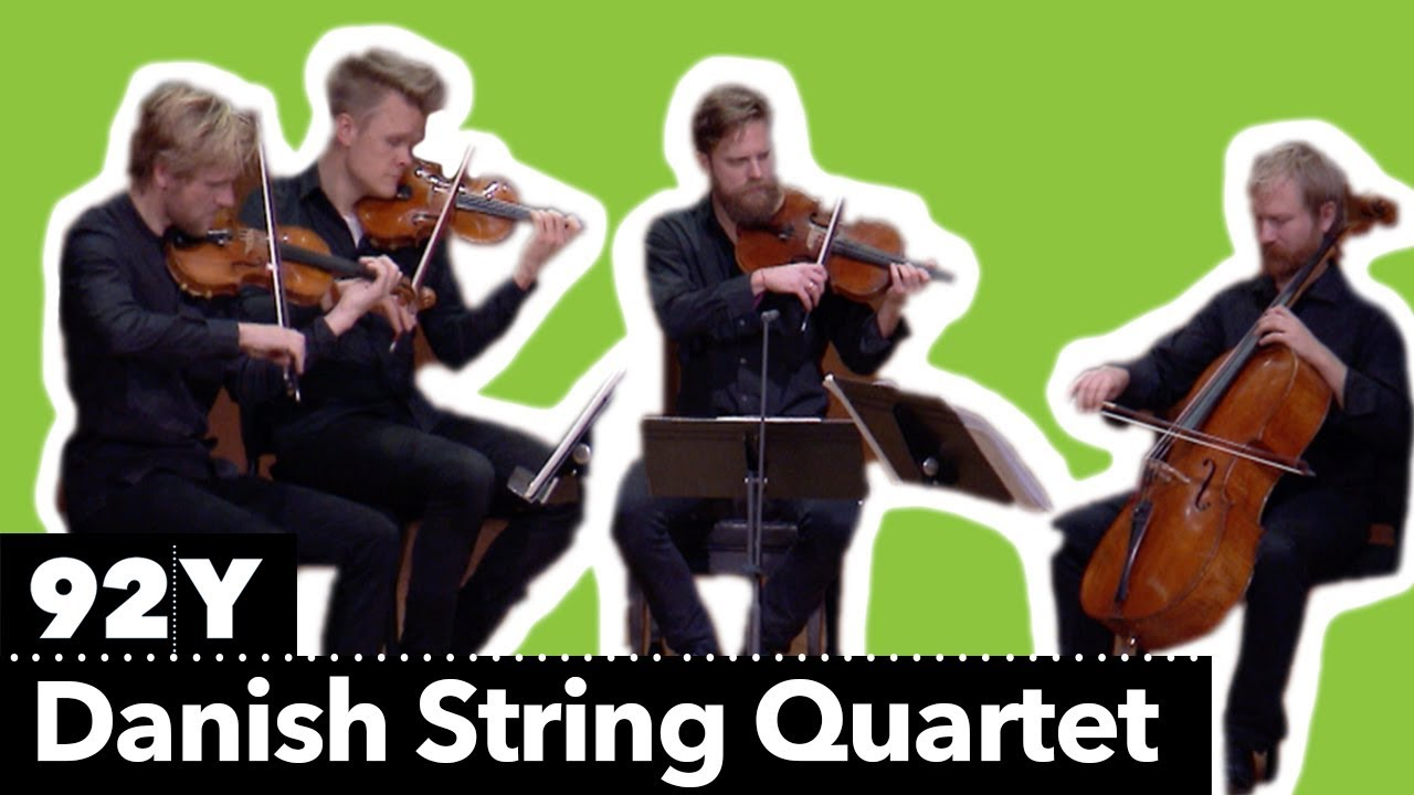 Danish String Quartet—Haydn: Quartet in C Major, Op  20, No  2